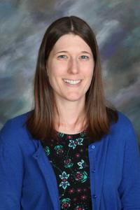 Ashley Fell, 4th/5th Multiage Class Teacher